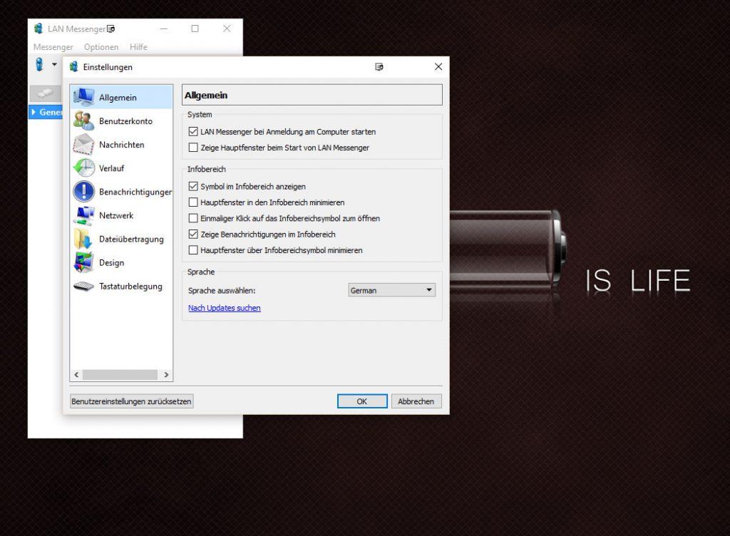 LAN Messenger 1.2.37